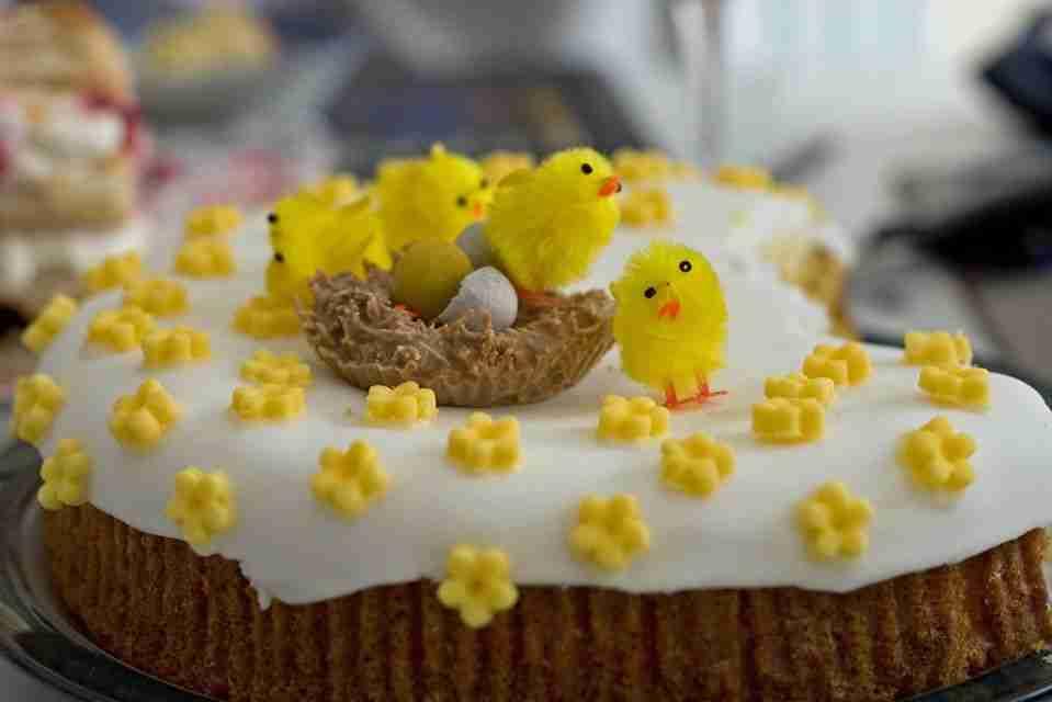 Easter Cake Challenge