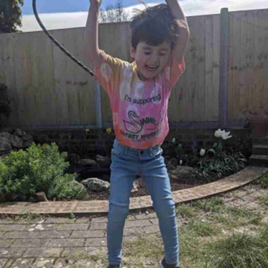 Virtual Easter Challenge – Skipping